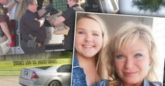 //Texas Mother Christy Sheats Murdered Two Daughters Crime Scene Footage