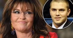 Sarah Palin Son Track Arrested For Domestic Violence