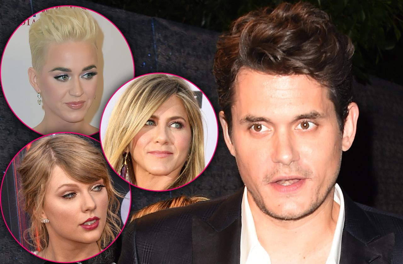 John Mayer Can't Find A Date After Being Blackballed By Famous Ex-Girlfriends