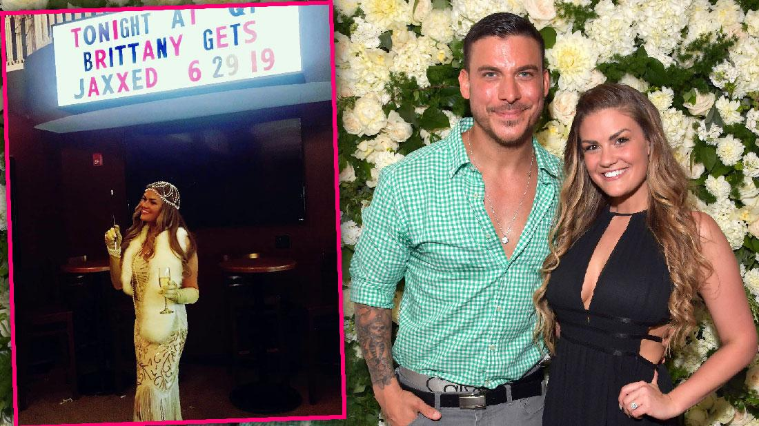 Vanderpump Rules Brittany Cartwright Great Gatsby Wedding Shower
