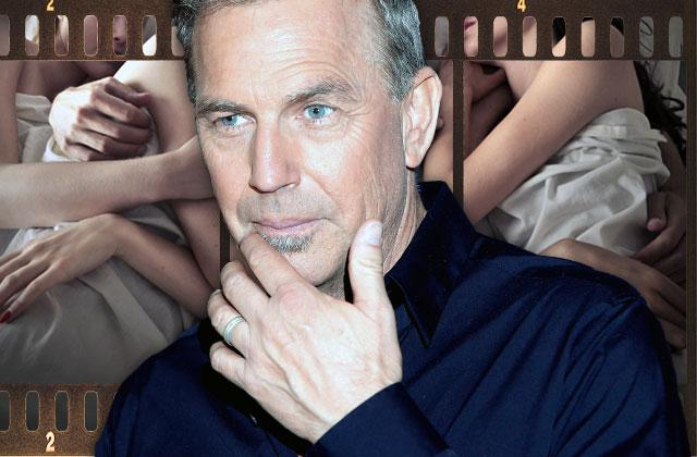 Kevin Costner's Sleazy Movie Past Exposed!