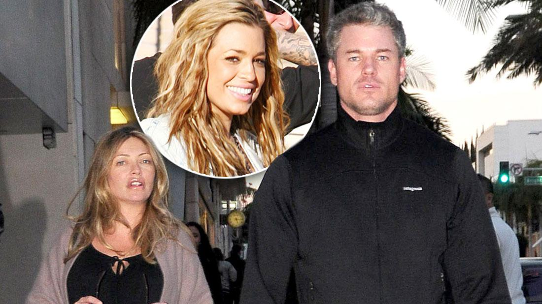 Eric Dane & Rebecca Gayheart's Sex Tape Scandal 10 Years Later