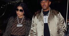 Nicki Minaj And Sex Offender Boyfriend Kenneth Petty Leave Paris Hotel