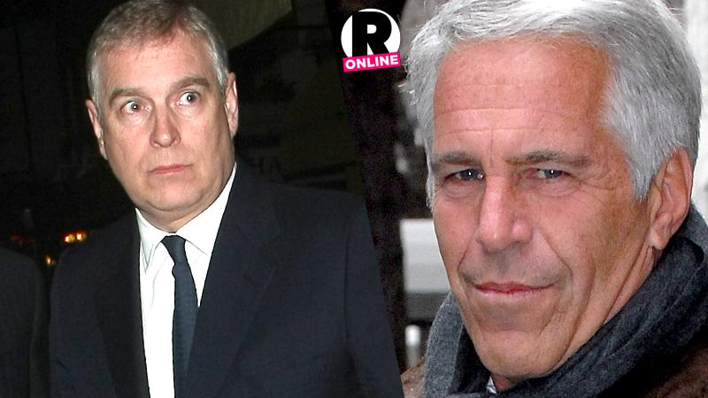 prince andrew jeffery epstein deposed