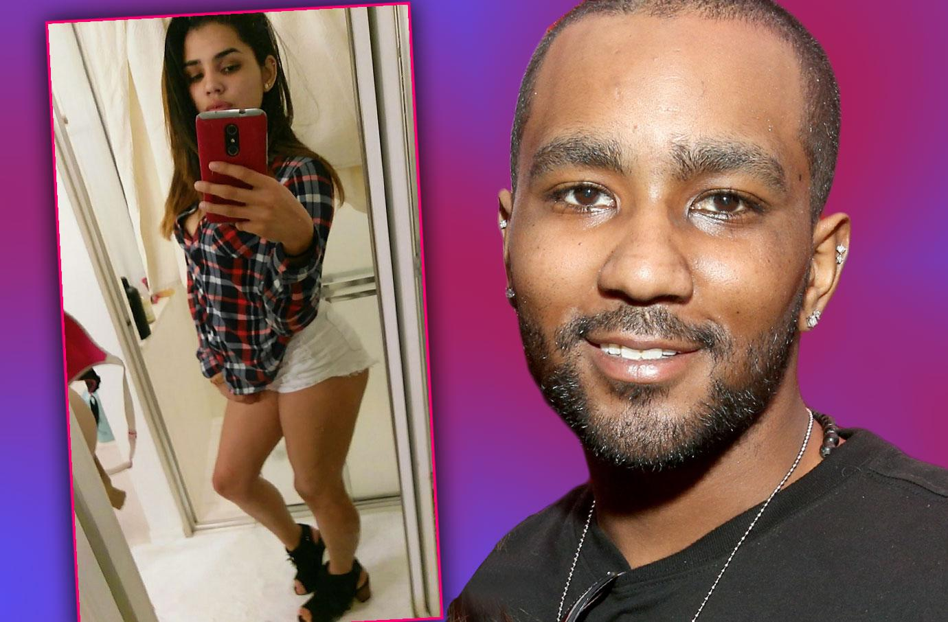bobbi kristina brown ex nick gordon new girlfriend photos