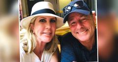 Vicki Gunvalson Beau Steve Pub Crawl Prague Amid RHOC Job Loss