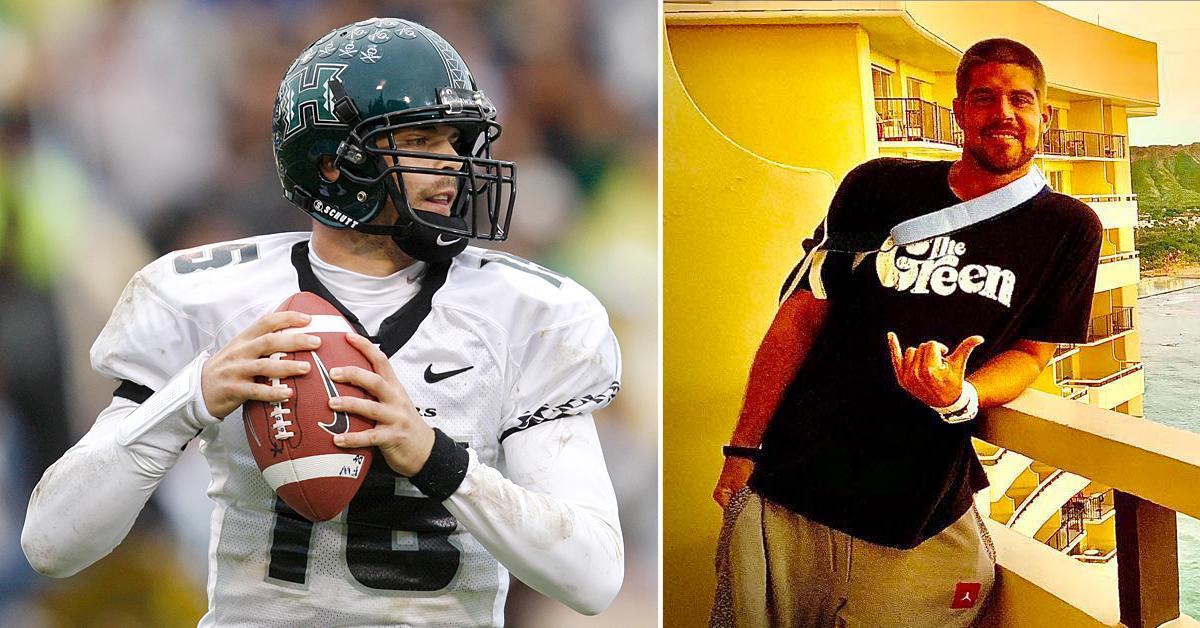Former NFL Quarterback & College Football Superstar Colt
