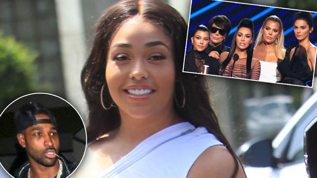 Jordyn Woods Reacts To Tristan Cheating Scandal On 'KUWTK'