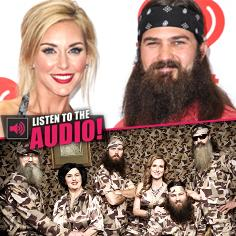 //jep jessica robertson interview duck dynasty  sq