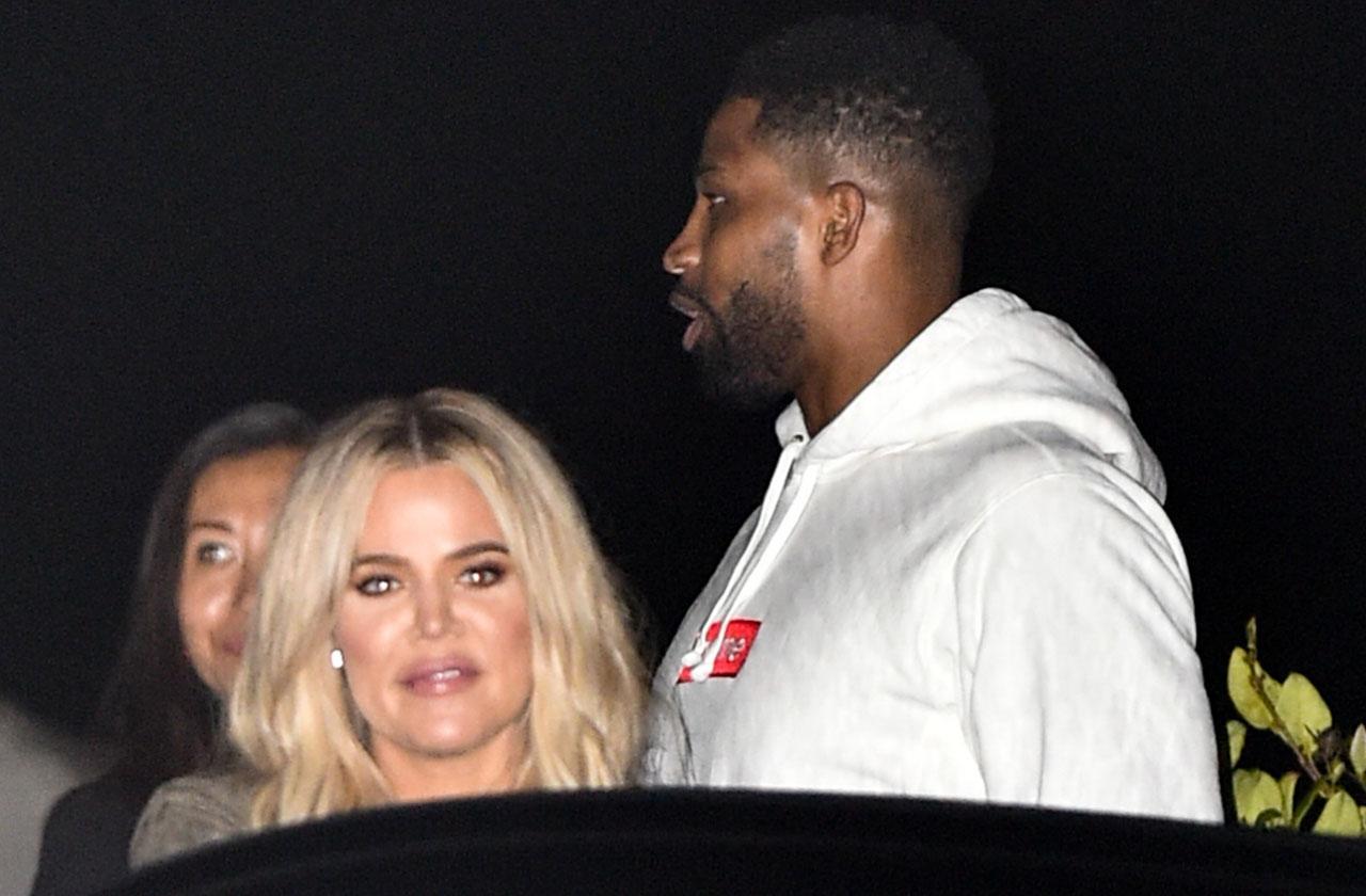 Khloe Kardashian Tristan Thompson Date Friends