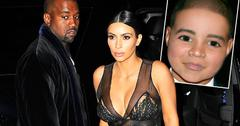 Forensic Artist Predicts How Kim Kardashian Son With Kanye West Would Look