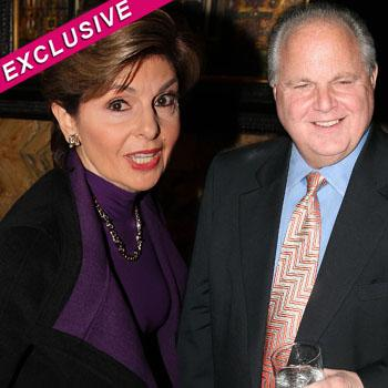 //gloria allred rush limbaugh splash