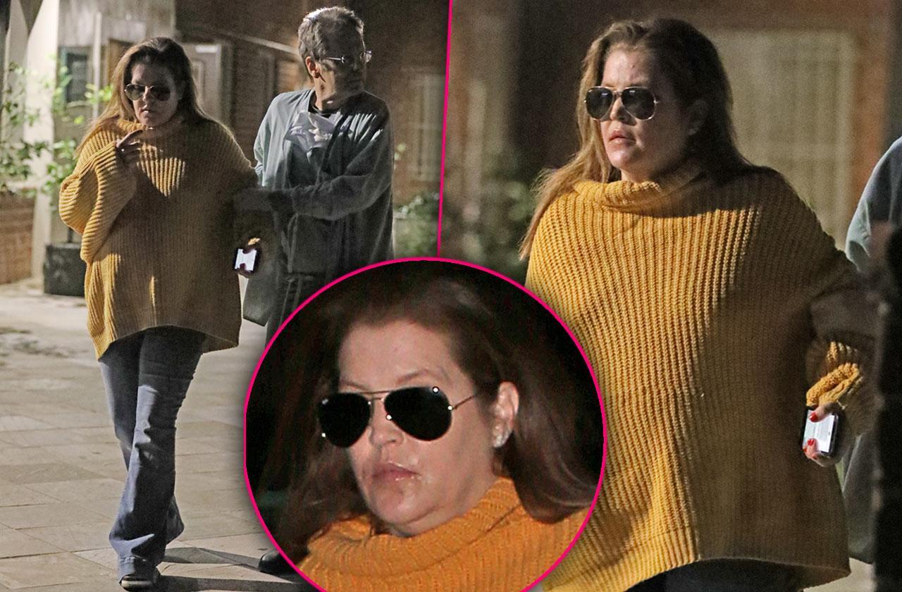 lisa marie disheveled medical facility amid nasty custody divorce battle