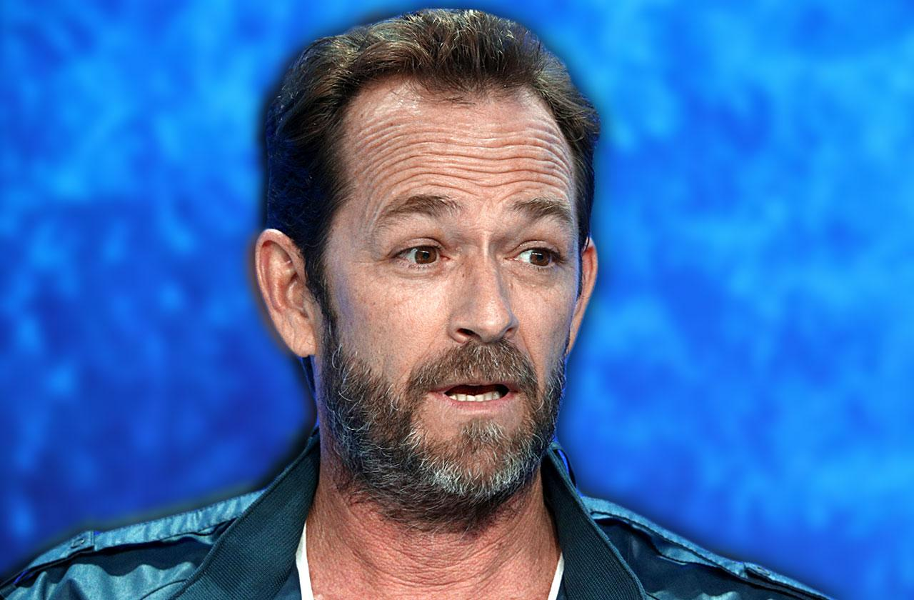 luke perry dead body cremated refused buried