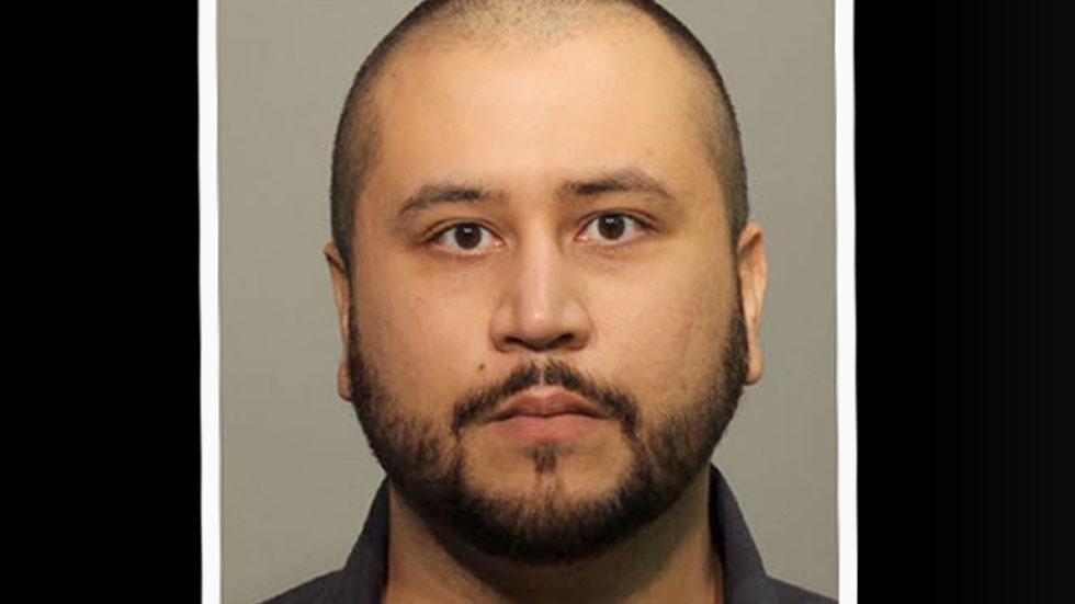 George Zimmerman Arrested, 2015 Mugshot