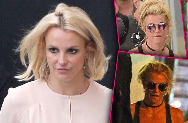 //Britney Spears Glory Album VMA NYC pp