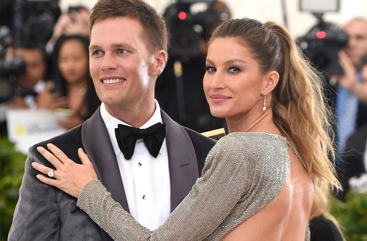 Gisele Bundchen Fears Husband Tom Brady Could Be Victim Of Devastating Concussion