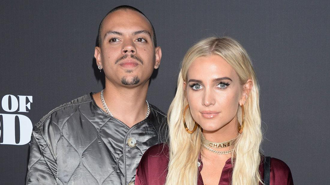 Ashlee Simpson's Show Cancelled Amid Evan Ross Marriage Troubles