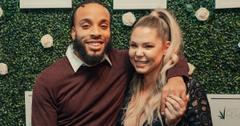 Kailyn Lowry Kisses Baby Daddy Chris Lopez on 'Teen Mom 2