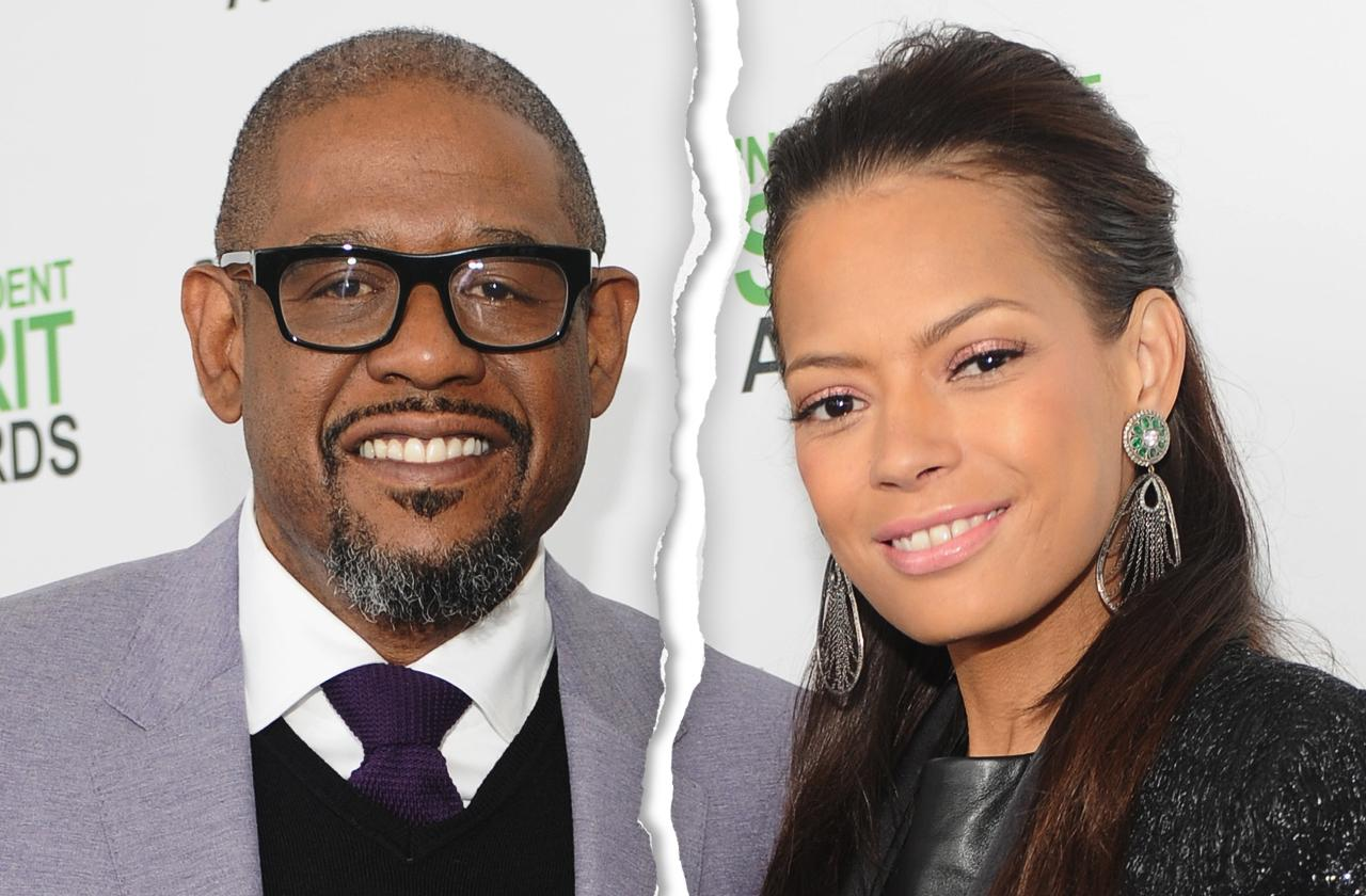 Forest Whitaker Files for Divorce from Wife Keisha Nash Whitaker After 22 Years of Marriage