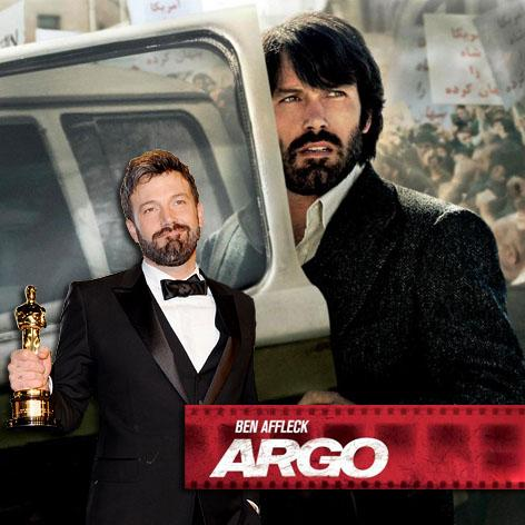//ben affleck argo oscar getty