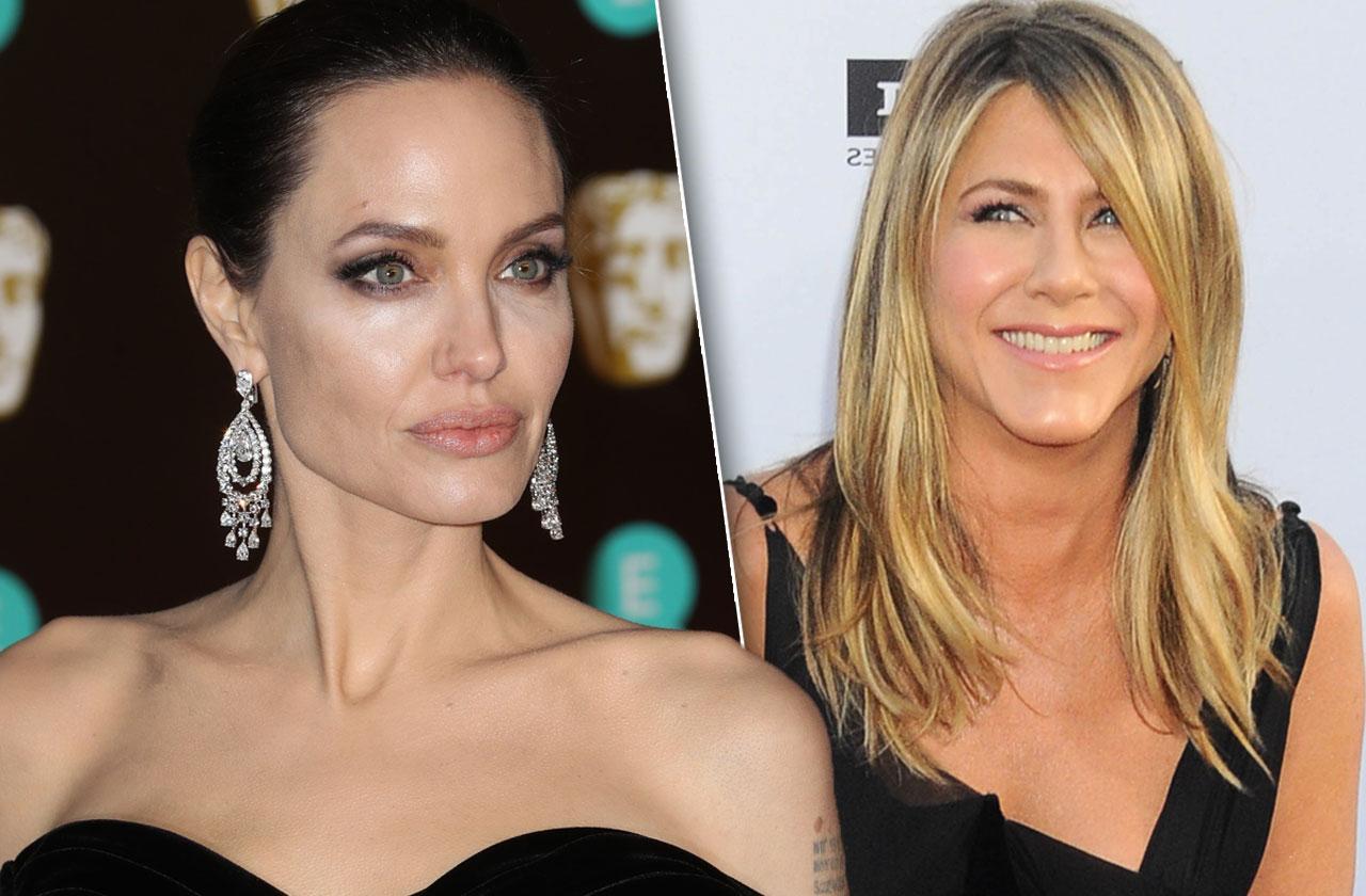 Angelina Jolie Pissed Over Jen Aniston Netflix Success