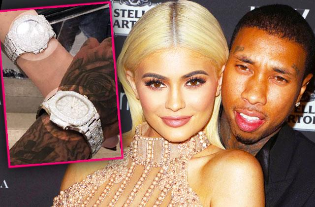 Tyga Debt Court Sick Kylie Jenner Expensive Gifts