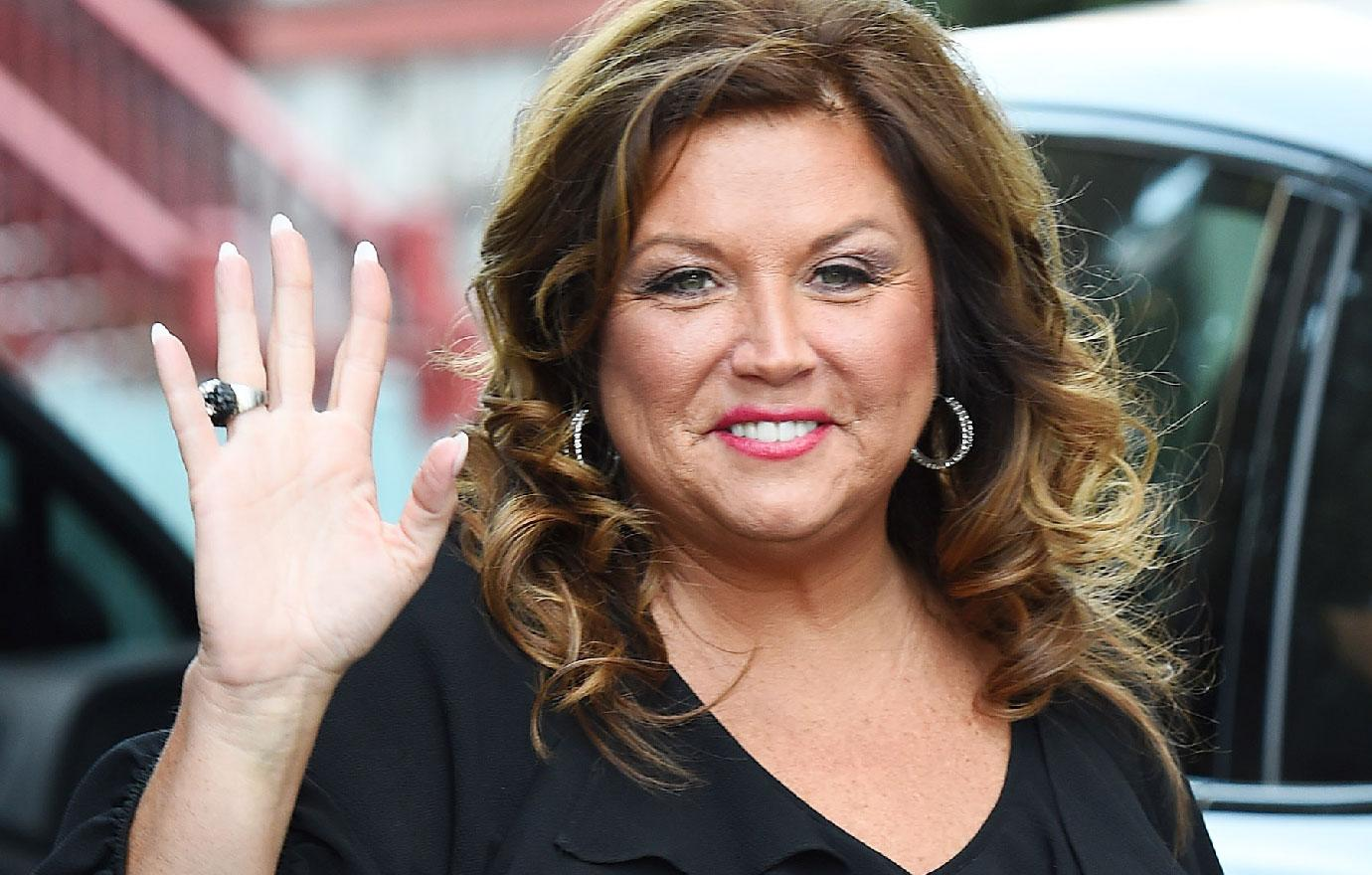 Friends Sing For Ill Wheelchair Bound Abby Lee Miller