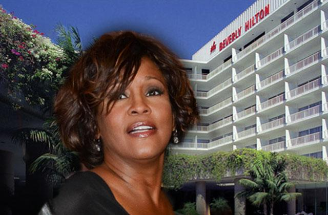Whitney Houston Dead Final Moments Drowning Hotel Revealed