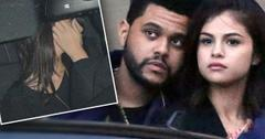 Weeknd Selena Gomez Dating Partying Rehab Fears