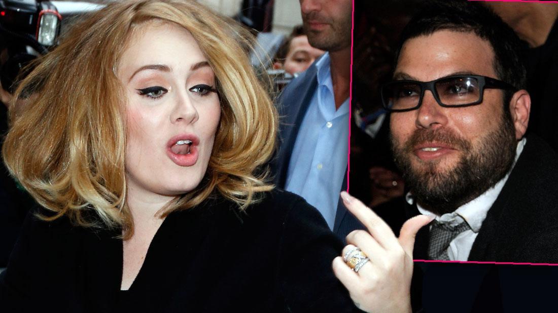Adele's Husband Simon Konecki Texted Ex Before Divorce