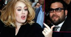 Adele's Husband Simon Konecki Texted Ex Before Divorce