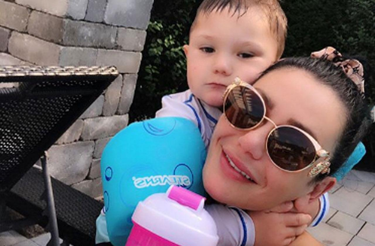 Jenni 'JWoww' Farley Reveals Son's Battle With Autism