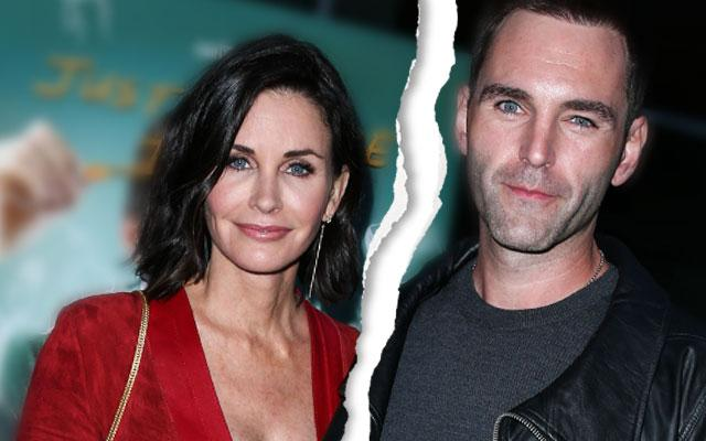 //courteney cox johnnymcdaid break up engagement off pp