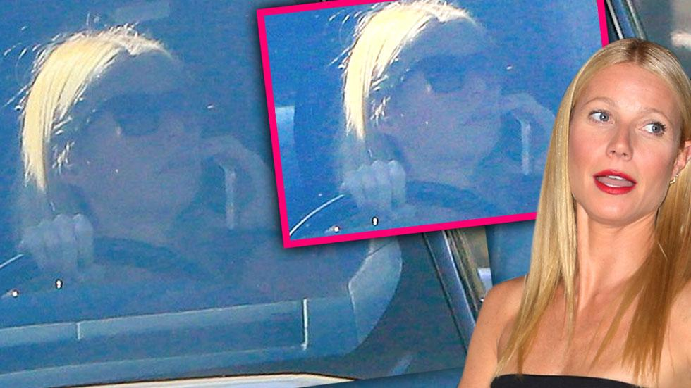 //gwyneth paltrow drives while on phone