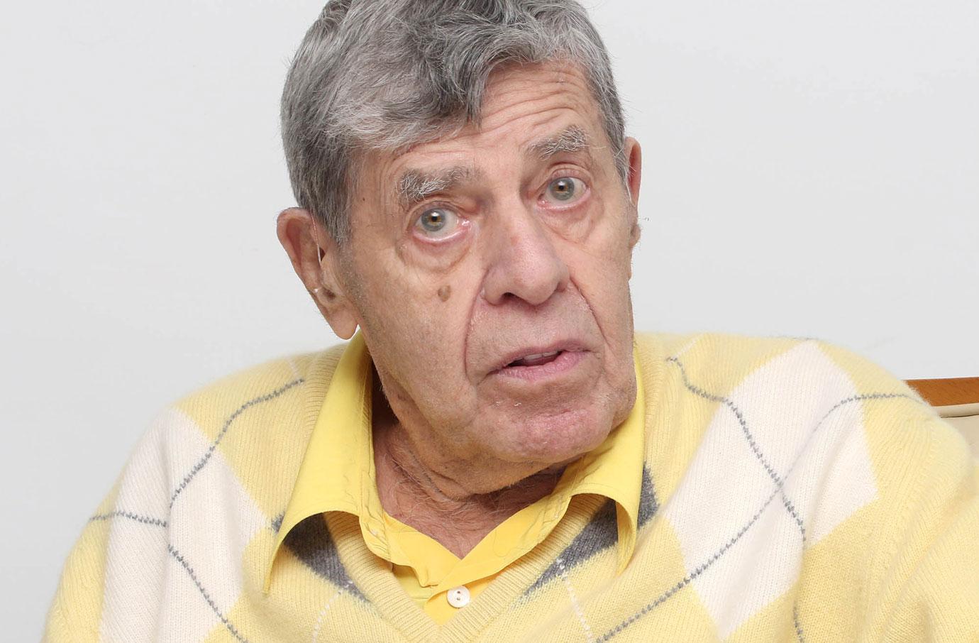 Jerry Lewis Hospitalized Health