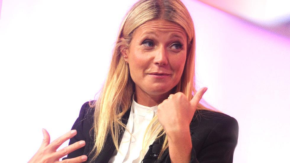 Gwyneth Paltrow Blames Editor For Consciously Uncoupling Phrase