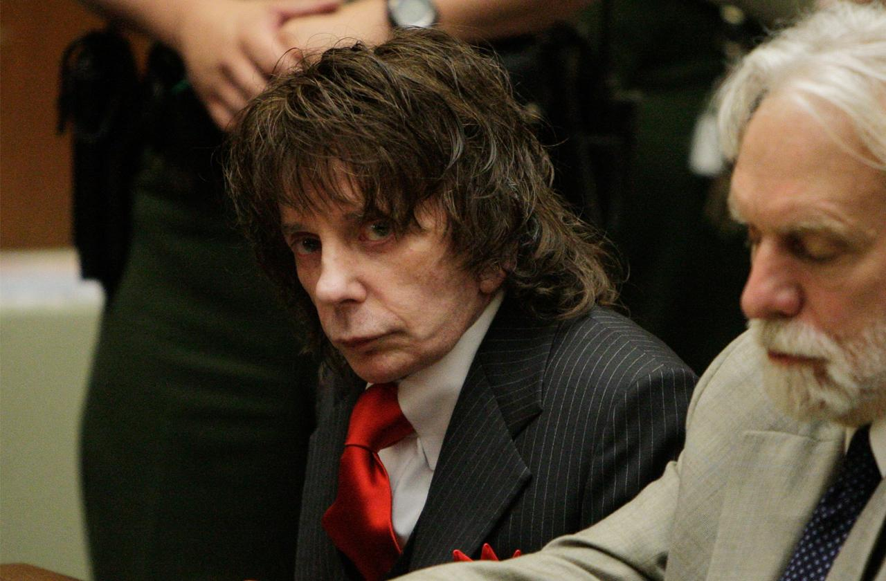 //phil spector wins spousal support battle pp
