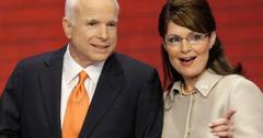 Sarah Palin Pays Tribute To John McCain