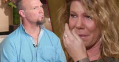 Sister Wives Meri Brown Cries Strained Relationship With Kody