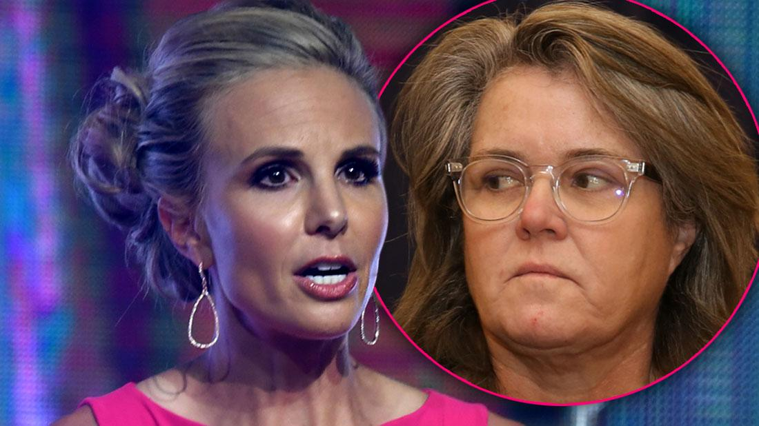 Elisabeth Hasselbeck Slams Rosie O'Donnell Over 'Gay' Comments