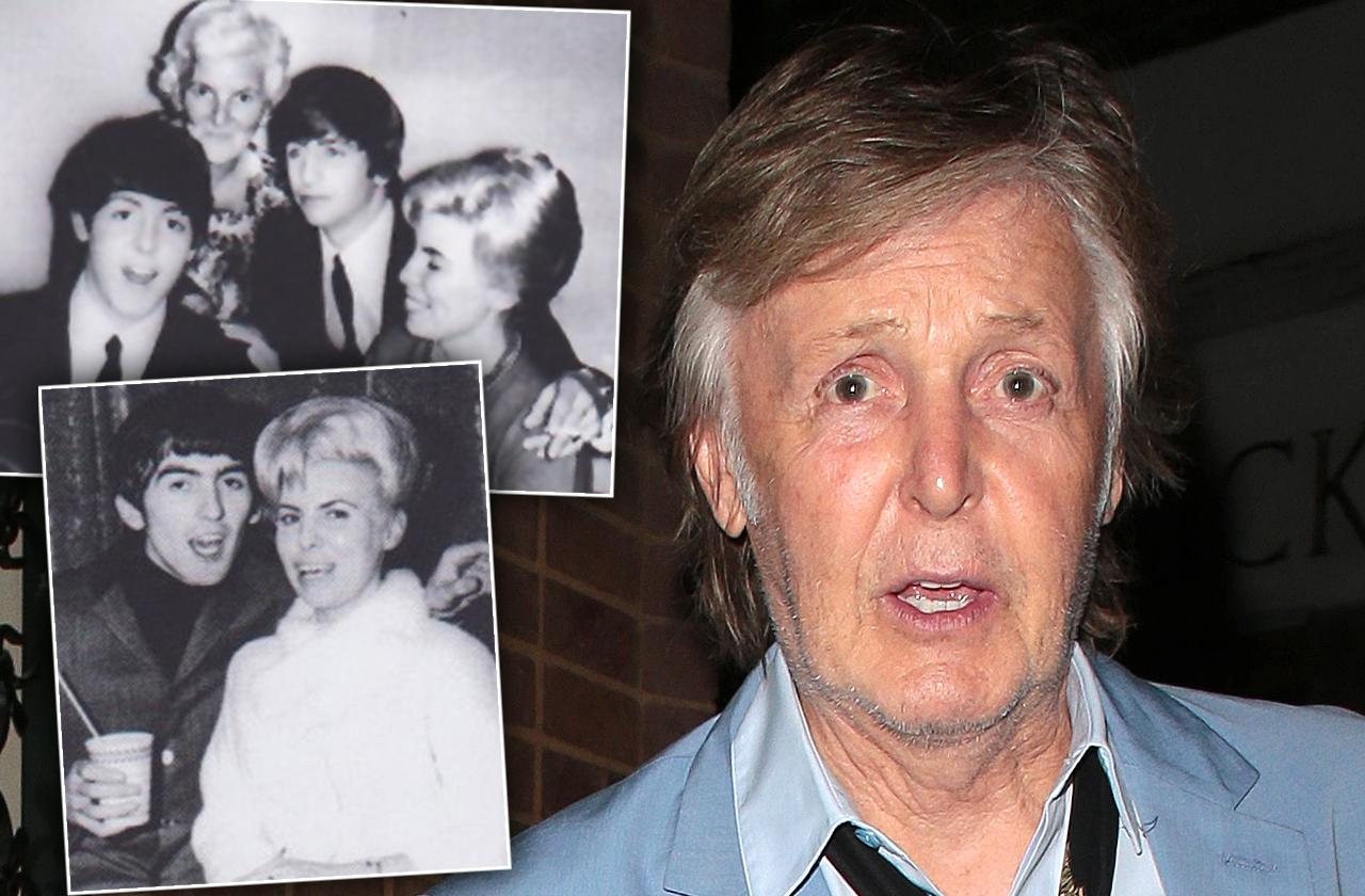 George Harrison Family Blasts Paul McCartney Over Masturbation Comments