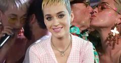 Katy Perry Flirts With Men On Italian Vacation