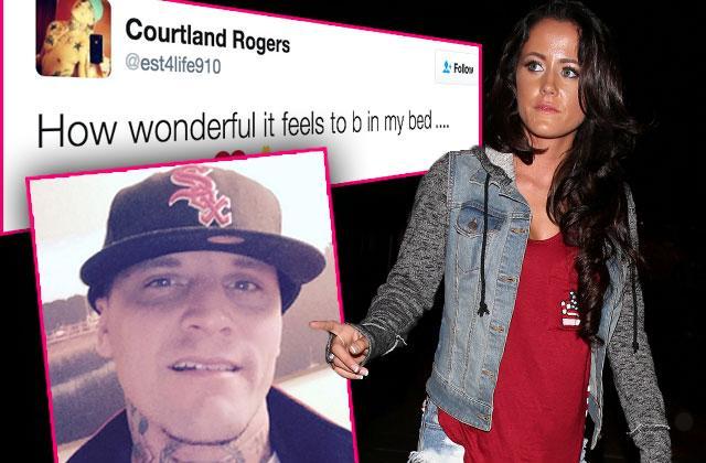 Jenelle Evans Ex Husband Courtland Rogers Prison Release Tweets