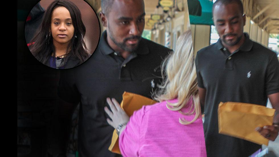 Bobbi Kristina Brown Hospice Nick Gordon Lawsuit Served Papers Florida