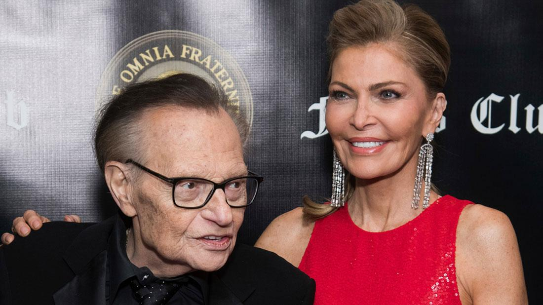 Larry King's Wife 'Blindsided' By Sudden Divorce Decision
