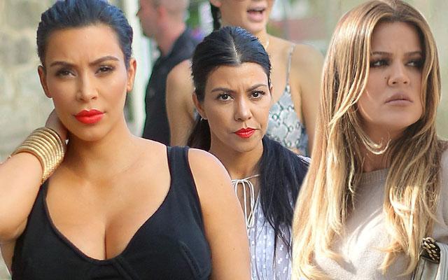 Kardashian Sisters React O.J. Simpson