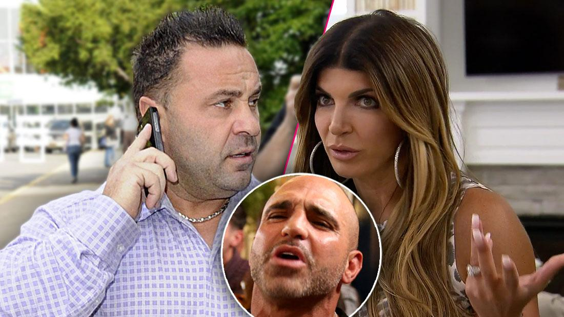 Teresa Giudice Claims Joe Giudice Cheated On Her: 'RHONJ'