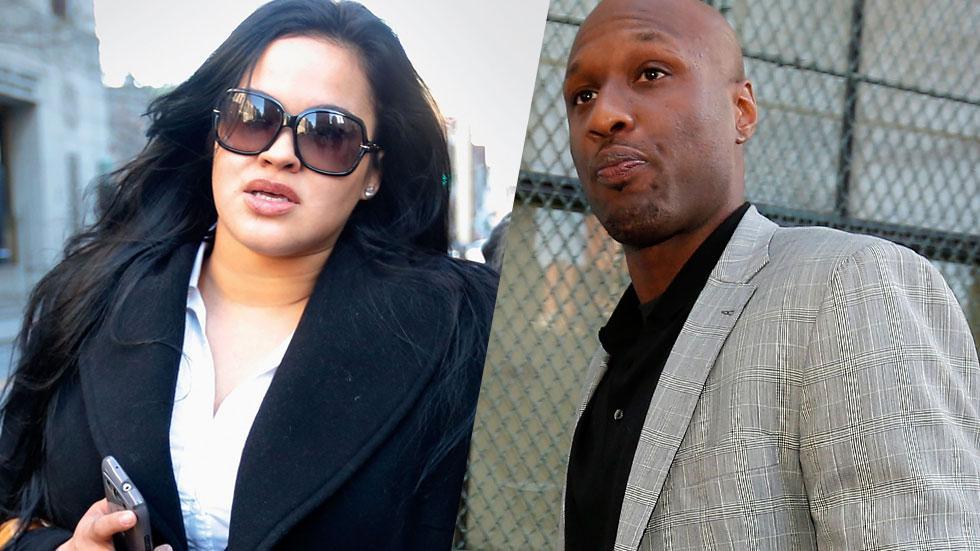 Lamar Odom Liza Morales Custody Battle