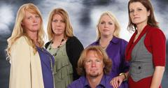 Sister Wives Kody Brown Miserable Polygamy